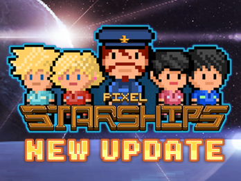 Pixel Starships New Update